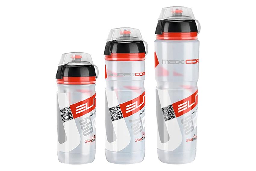 fahrrad-trinkflasche-elite-corsa-mtb-550-750-950-ml-klar-rot-140215