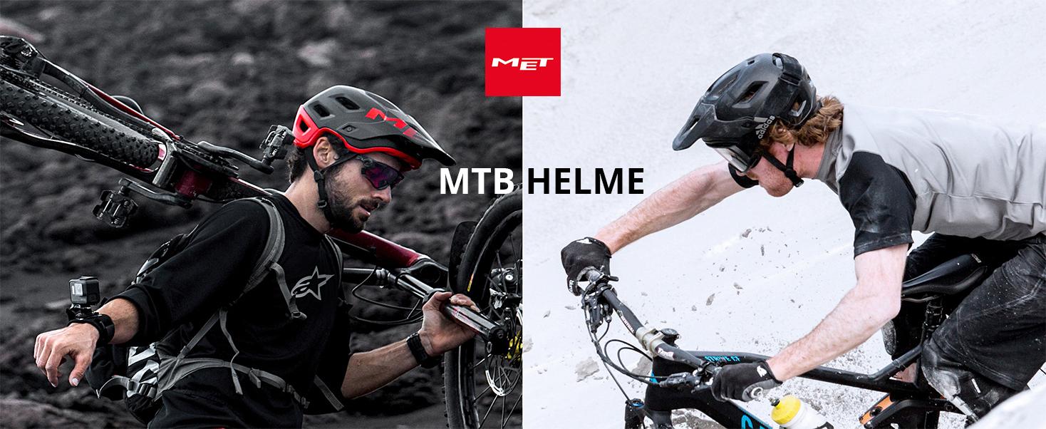 MET MTB Helme